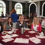 Sarah McIntee, Lauren Coleman, Jackie Ford, Sarah Dilger and Victoria Lenhart.
