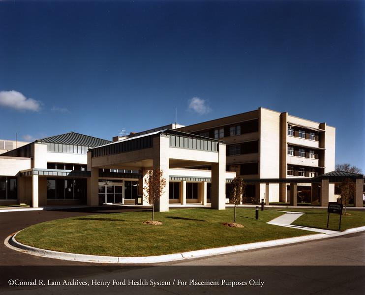 Henry Ford Bi-County Hospital, c.1990