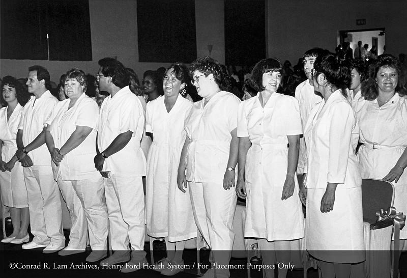 Henry Ford Hospital School of Nursing Graduates, 1994