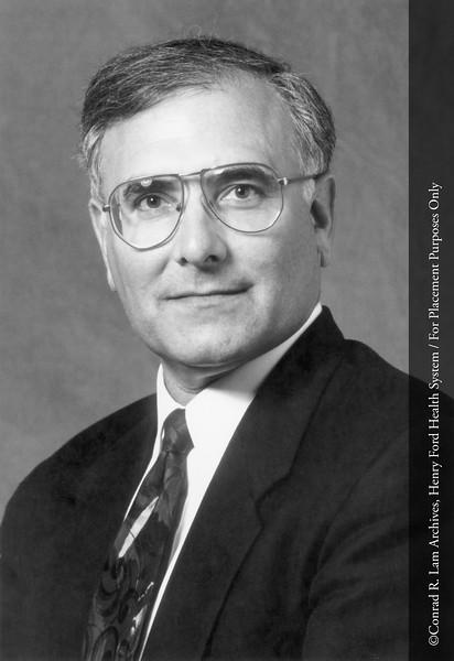 Dr. Mark Rosenblum, Chair of Neurosurgery, c.1990