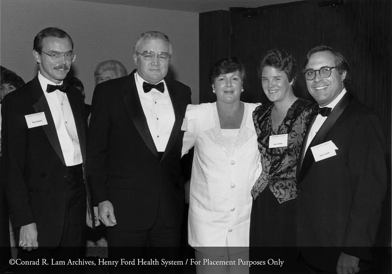 David Benfer, Gail Warden, Lois Warden, Lynn Ford Alandt and Paul Alandt