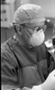 101494_028<br /> Dr. Joe Elliot in surgery, 1994