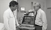 101494_107<br /> WORKING PHOTO OF THE DR'S SILVERMAN AND GOLDSTEIN, Cardiology, 1994