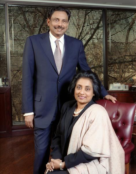 Dr. Mani Menon, Raj Vattikuti