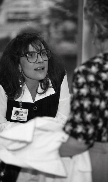 101494_163<br /> Wanda Szymanski, General Surg., 1994