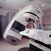 101494B_657<br /> RADIATION ONCOLOGY, PATIENT IN RADIATION ACCELERATOR, 1996