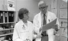 101494_337<br /> Dr. Fred and Iris Whitehouse, 1995