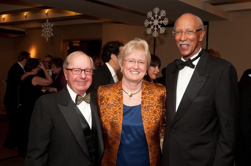 Ken Way; Nancy Schlichting; Dave Bing;
