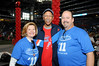 Kathy Oswald, Dave Bing, Bob Riney