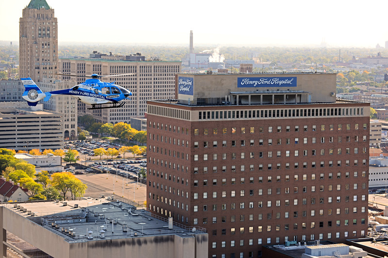 HFHS Helicopter