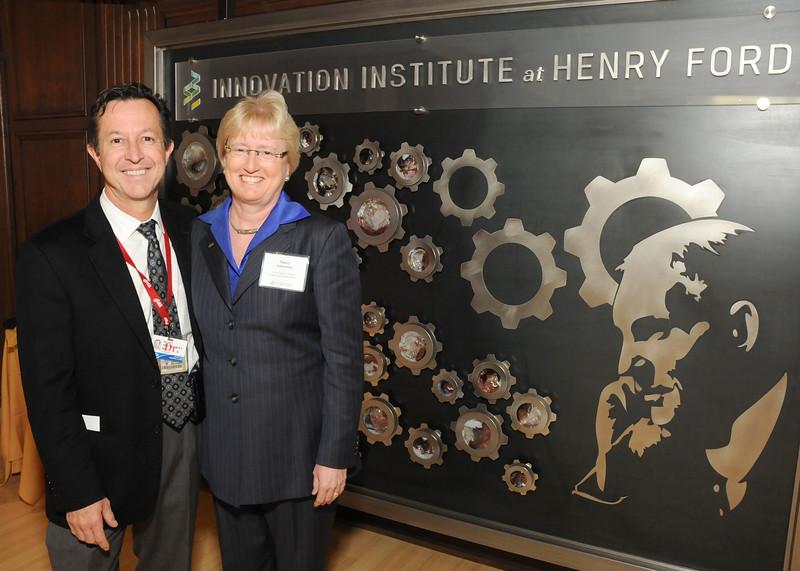 Nancy Schlichting, Dr. Scott Dulchavsky