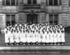 The first class of student nurses of the Henry Ford Hospital School of Nursing in 1925. From the Collections of The Henry Ford. THF117484 (core)