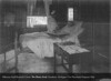 The early adjustable hospital bed in the patient room in 1927. From the Collections of The Henry Ford. THF117487 (core)