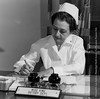 Margaret L. King, Director of the Dietary Department from 1942-1962, c.1950. From the Conrad R. Lam Collection, Henry Ford Health System. ID=03-033