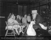 The Department of Pediatrics Christmas party in 1945. From the Collections of The Henry Ford: Acc. 833, Box 18, P833.82346