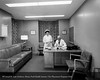 Dr. Clarke M. McColl in his Henry Ford Hospital Clinic Building office. From the Conrad R. Lam Collection, Henry Ford Health System. ID=05-050