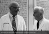Drs. Harry O. Davidson and Joseph Johnston. From the Conrad R. Lam Collection, Henry Ford Health System. ID=05-038