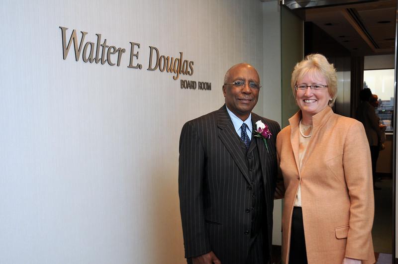 Walt Douglas Board Room