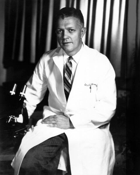 Dr. Robert Horn. From the Conrad R. Lam Collection, Henry Ford Health System. ID=05-049