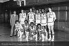 Virgil Waters and HFH Basketball Team. From the Conrad R. Lam Collection, Henry Ford Health System. ID=07-027