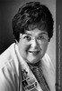 Dr. Evelyn J. Fisher of the Department of Infectious Disease, c.1990. From the Conrad R. Lam Collection, Henry Ford Health System. ID=07-011