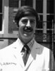 Dr. William Conway of the Department of Pulmonary Medicine, c.1976. From the Conrad R. Lam Collection, Henry Ford Health System. ID=08-014