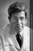 Dr. David Leach of the Department of Internal Medicine, c.1980. From the Conrad R. Lam Collection, Henry Ford Health System. ID=08-020
