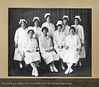 St. Joseph's Nursing graduating class, 1927. From the Conrad R. Lam Collection, Henry Ford Health System. ID=09-032