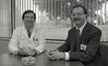 101494_127<br /> Dr. Somand and Tom Groth, Fairlane, 1994