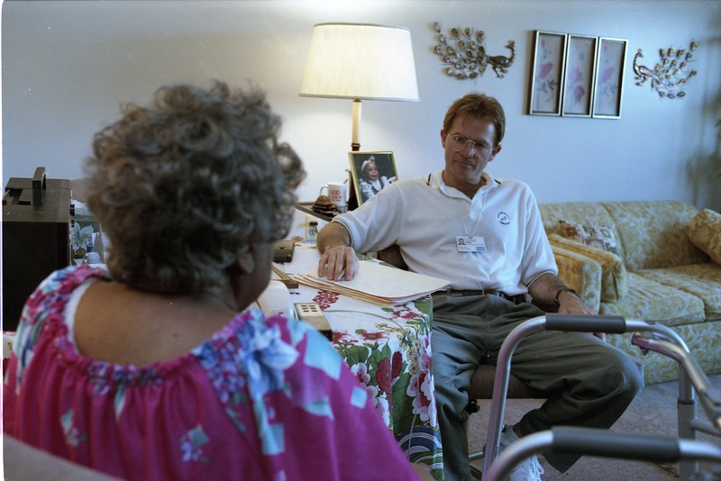 101494_658<br /> HOME HEALTH CARE: IN HOME SETTING, 1996