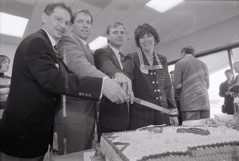101494_699<br /> GROUND BREAKING CEREMONY IN STERLING HEIGHTS, 1997