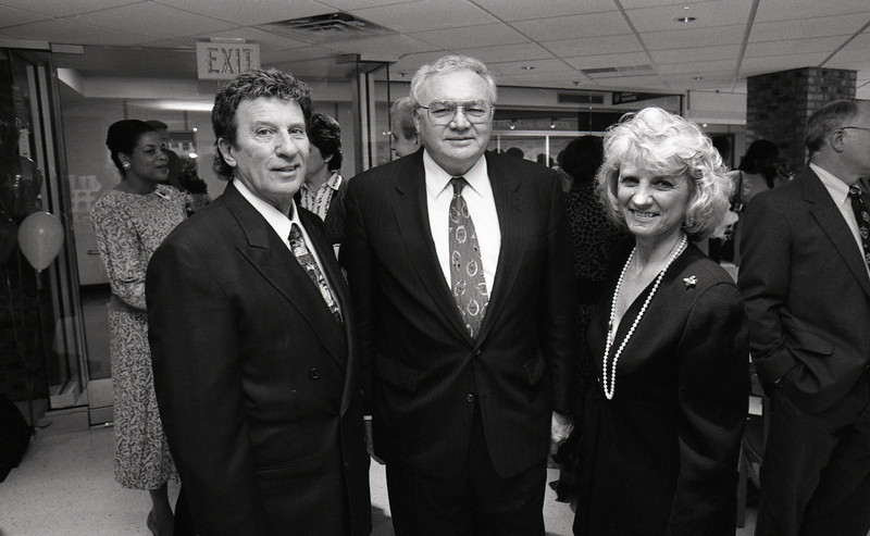 101494_134<br /> Mike Ilitch, Gail Warden, Marian Ilitch, LITTLE CEASARS VIP PARTY, 1994