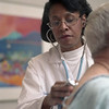 101494B_559<br /> DR. GRADDY-DANSBY: EXAMINING PATIENT, 1999