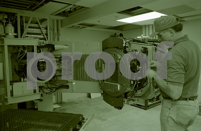 101494B_002 INSTALLATION OF LINEAR ACCELERATOR, RADIATION ONCOLOGY, 1997