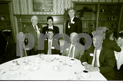101494B_014 TRUSTEE LUNCHEON AT FAIRLANE CLUB, DEARBORN, 1997