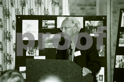 101494B_015 TRUSTEE LUNCHEON AT FAIRLANE CLUB, DEARBORN, 1997