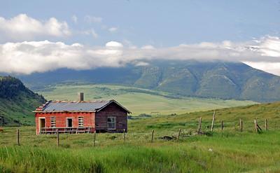McCloud, Montana
