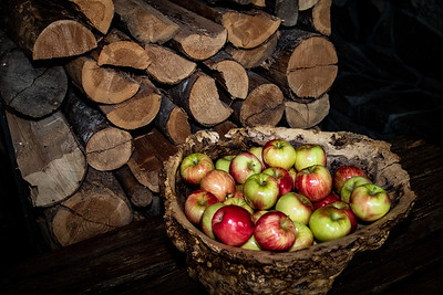 Washington Apples - Skamania Lodge