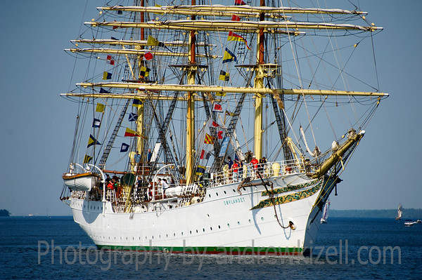 Tall Ships and 1000 Islands Photos