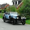 Rolls - Royce Silver Ghost