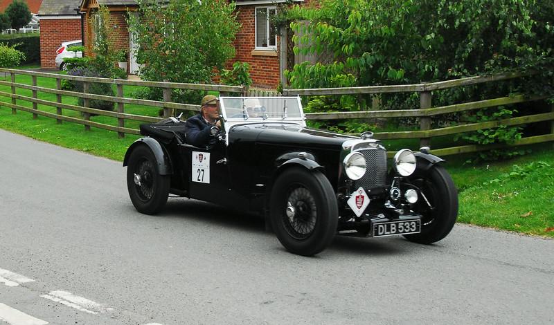 Aston Martin Mk 11 SBW