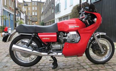 Moto Guzzi 1000SE