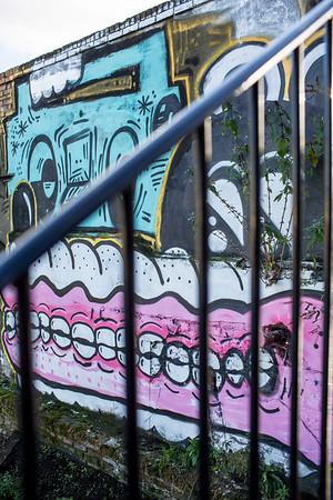 By White Post Lane, Hackney Wick, London, United Kingdom