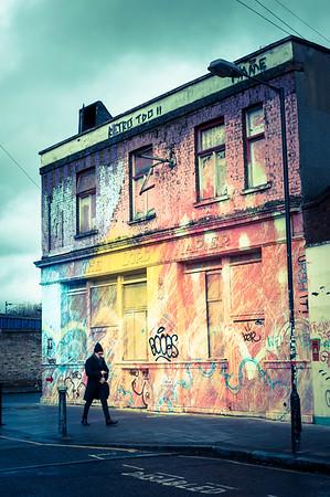 Hackney Wick, London, UK