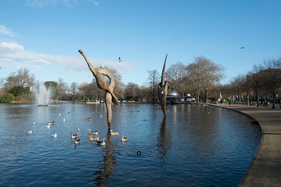Victoria Park, Hackney, E9, London, United Kingdom
