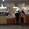 Mary's Diner of sales counter. student lounge. Main Hall