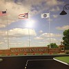 Artist's rendering of new main entrance.