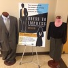 Mannequins for Dress to Impress seminars. main Hall