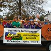 The parade takes place October 8 during the Huntsburg Pumpkin Festival. (Betsy Scott/The News-Herald)