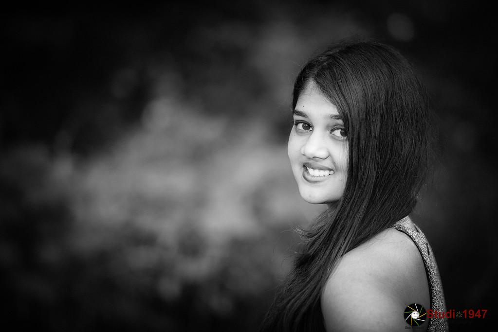 10.08.2016  Asritha's Sweet Sixteen (Photo Shoot)